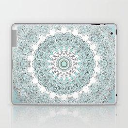 Mandala - Boho - Sacred Geometry - Pastels - Laptop & iPad Skin