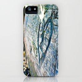 Fallin' In Love iPhone Case