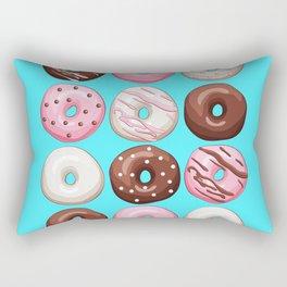 Donuts Party Rectangular Pillow