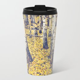 Golden Floor Travel Mug