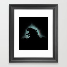 The Apex Predator Framed Art Print
