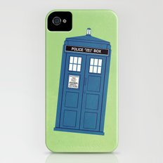 DOCTOR WHO. iPhone (4, 4s) Slim Case