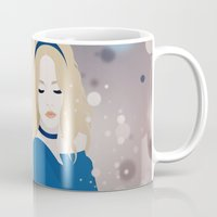 cinderella Mugs featuring Cinderella by Seventy Two Studio