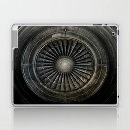 The Plane Engine Laptop & iPad Skin