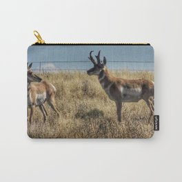 Prarie Pronghorn Carry-All Pouch