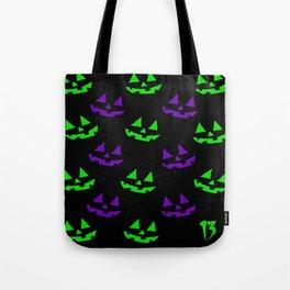 Jack o lanterns Tote Bag