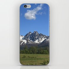 Pioneer Peak iPhone & iPod Skin