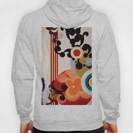 Abstract Composition 414 Hoody