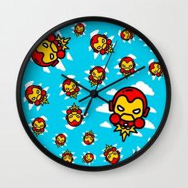 I´m Invincible Wall Clock