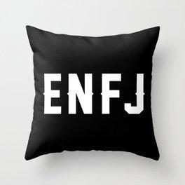 ENFJ Throw Pillow