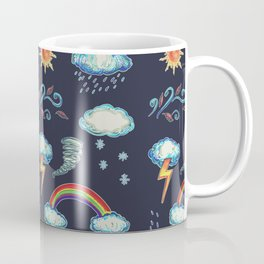 Blame It On The Weather-man Coffee Mug