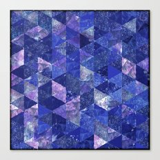Abstract Geometric Background #19 Canvas Print