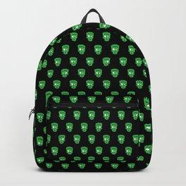 Frankenstein landscape Backpack