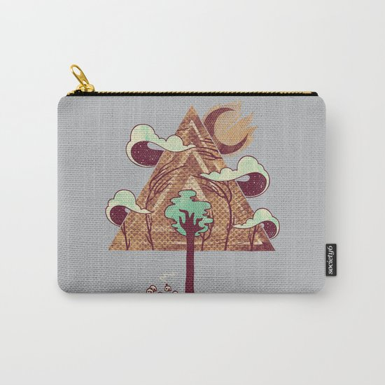 The Evergreen Carry-All Pouch