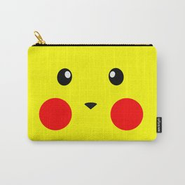 My Name Is Pika Poke Carry-All Pouch