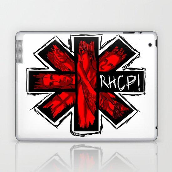 RHCP LOGO Laptop & iPad Skin