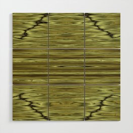 Abstraction Serenity in Pinewood Wood Wall Art