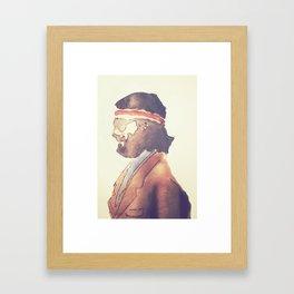 A Tenenbaum Framed Art Print