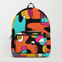 New wave 001 Backpack