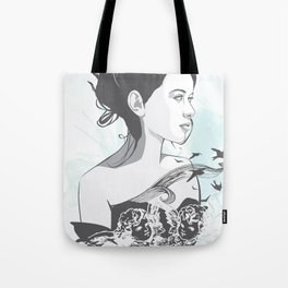 Susan Pevensie Tote Bag