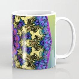 Royalty Mandala Coffee Mug