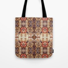 Autumn woodland forest fairy print Tote Bag
