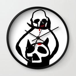 Sacrifice Wall Clock