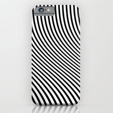 zebra stripes Slim Case iPhone 6
