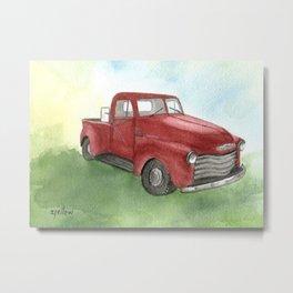 '52 Pickup Metal Print