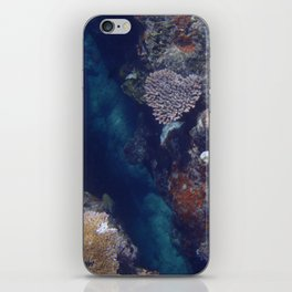 The Heart of the Reef iPhone Skin