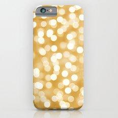 Raining Gold iPhone 6s Slim Case