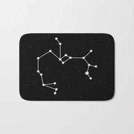 Sagittarius Astrology Star Sign Bath Mat
