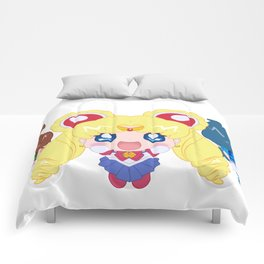 In the Name of Cute We Will Punish You Comforters