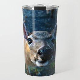 Key Deer Travel Mug