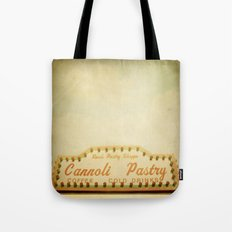 Cannoli Pastry Stand Tote Bag