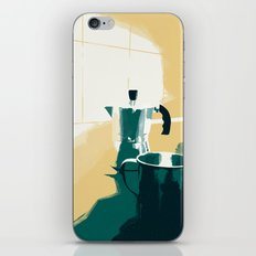 morning coffee iPhone & iPod Skin