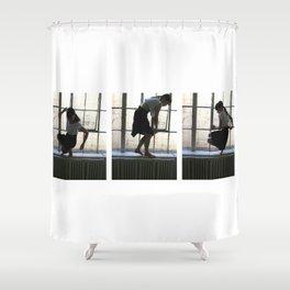 Sci-fi Shower Curtain