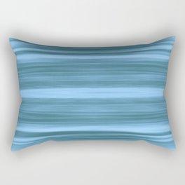 Abstraction Serenity in Ocean Rectangular Pillow