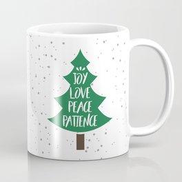 Tree of Christmas Present Coffee Mug