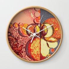 The Maya Wall Clock