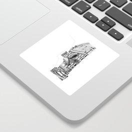 Cattedrale di Santa Maria del Fiore - Firenze Sticker