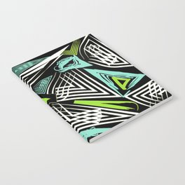 Tribal Zest Notebook