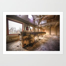 High Dynamic Range Imagery {HDR} Art Print