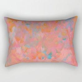 Ikat Twist Rectangular Pillow
