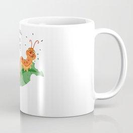 I am eating, therefore i exist Coffee Mug