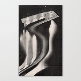 Stapler Dance Canvas Print