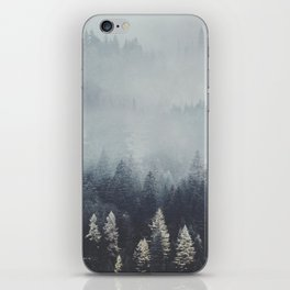 Fire and desire iPhone Skin