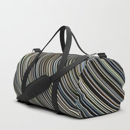 MAGS multi-colour layers create a giant wave Duffle Bag