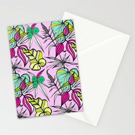 Tropic Stationery Cards
