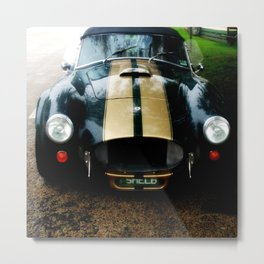 "1966 Cobra ""Shelby"" Convertible Metal Print"